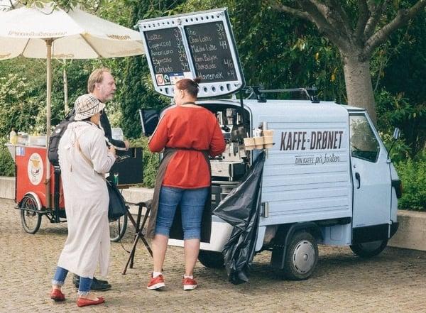 Mobile coffee shop_Photo by Marcel Ardivan on Unsplash