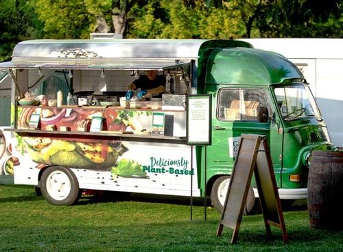Buying a food truck - converted Renault Estafette burger van