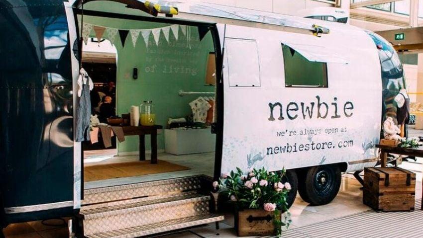 Newbie airstream retail conversion