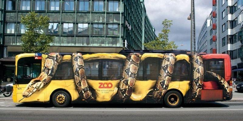Copenhagen Zoo Bus - Bates Y&R